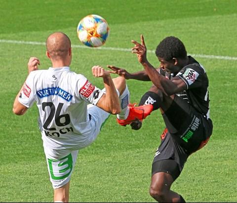 Grâce à son but, Sékou Koita envoie son club en Europa League